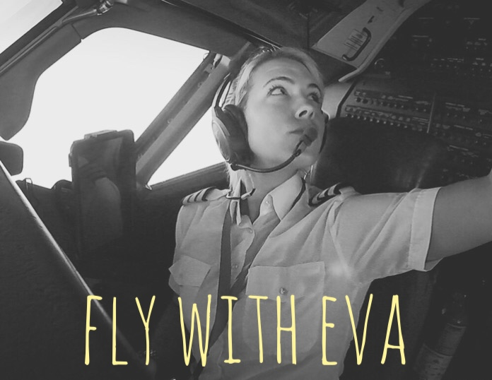 Fly with Eva