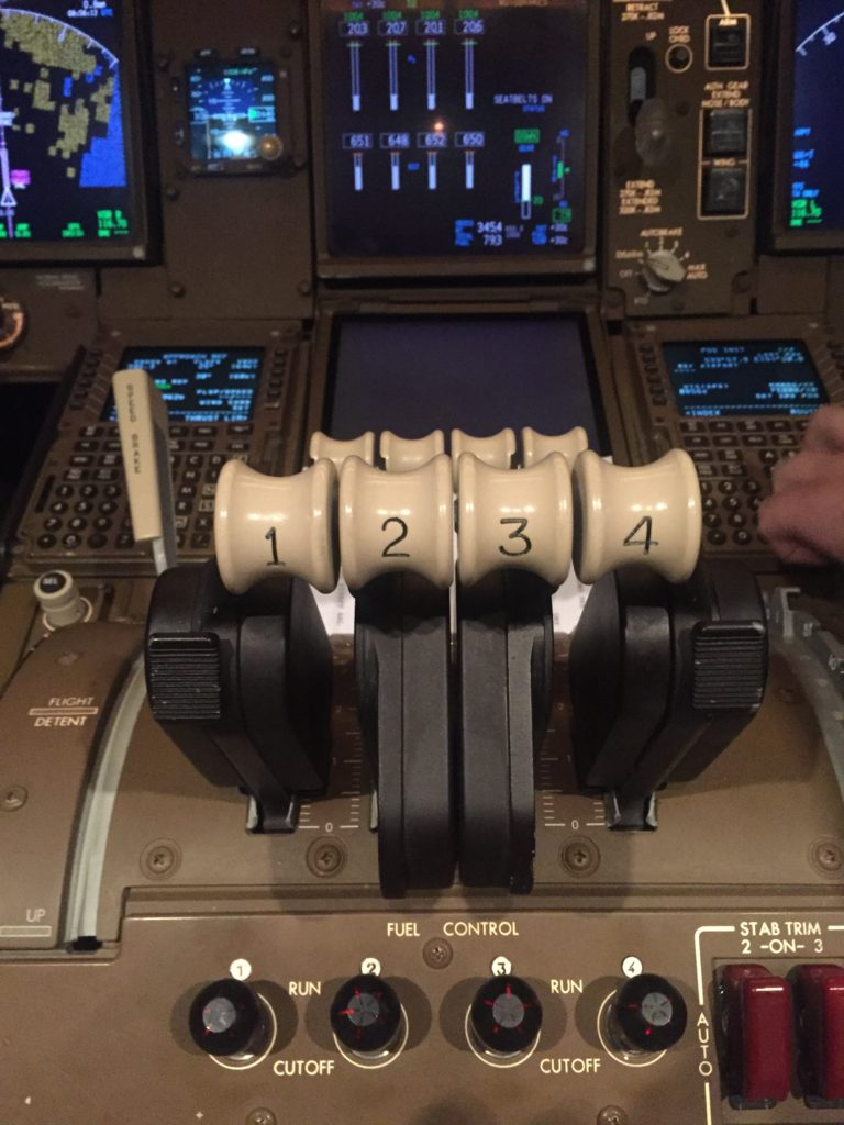 Boeing 747 Type Rating in Hong Kong | Fly with Eva